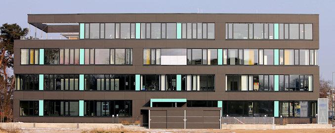 Unser Hauptsitz in der Ohiostraße 13, 76149 Karlsruhe