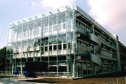 Seminargebäude Universität Mannheim